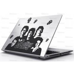 Sticker Laptop - The Rolling Stones