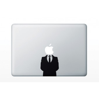 "Sticker MacBook 13.3"" - Anonymus"