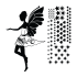 Sticker fosforescent: Zana noptii