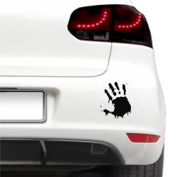 Sticker auto - Palme