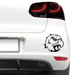 Sticker auto - Cap de vultur