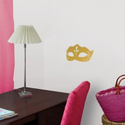 Sticker LUX - Masca + Cristale Swarovski