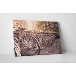 Biciclete parcate