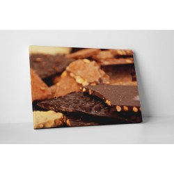 Bucati de ciocolata