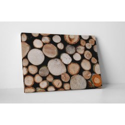 Gramada de lemne