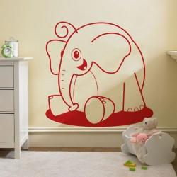 Elefantelul zambaret