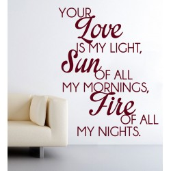 Your Love is My Light
