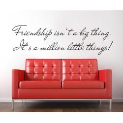 Friendship - Prietenie