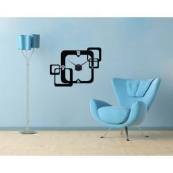 Ceas abstract + ceas perete