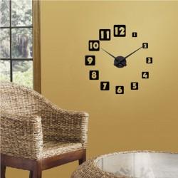Cifre simple + ceas perete