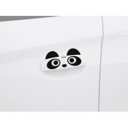Sticker maner usa auto - Ursuleti panda