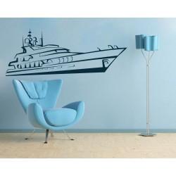 Yacht de lux