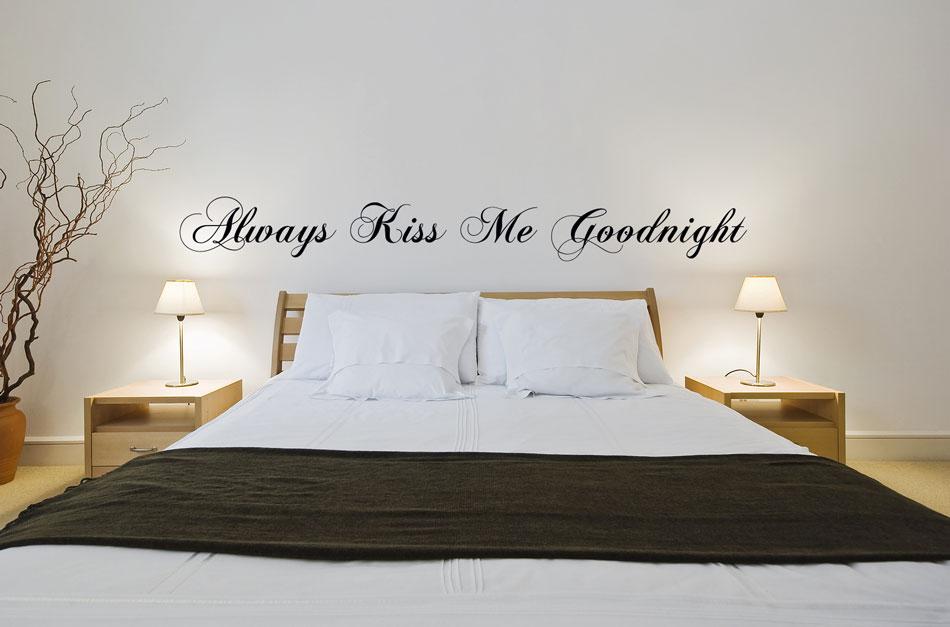 Always kiss me goodnight thumbnail