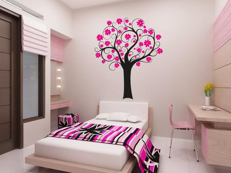 Copac cu floricele (MultiColor) thumbnail