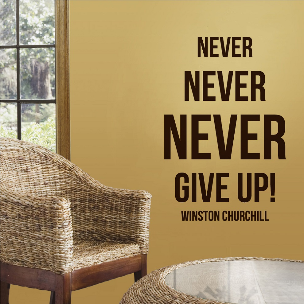 Never Give Up! thumbnail