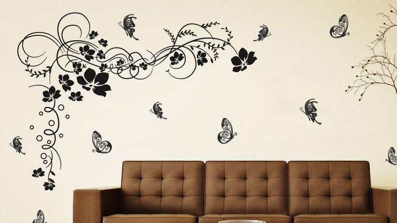 Floare cataratoare si fluturi thumbnail