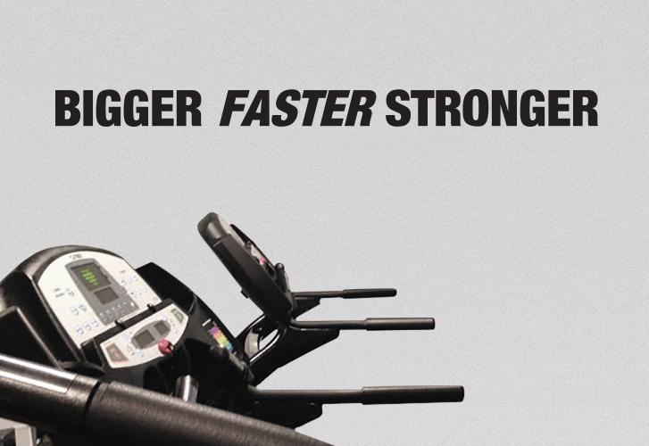 Bigger Faster Stronger thumbnail