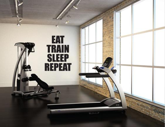 Eat... Train... Sleep thumbnail
