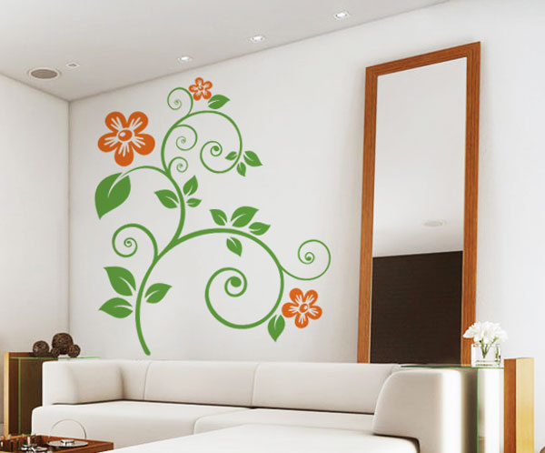 Frunze si flori - MultiColor thumbnail